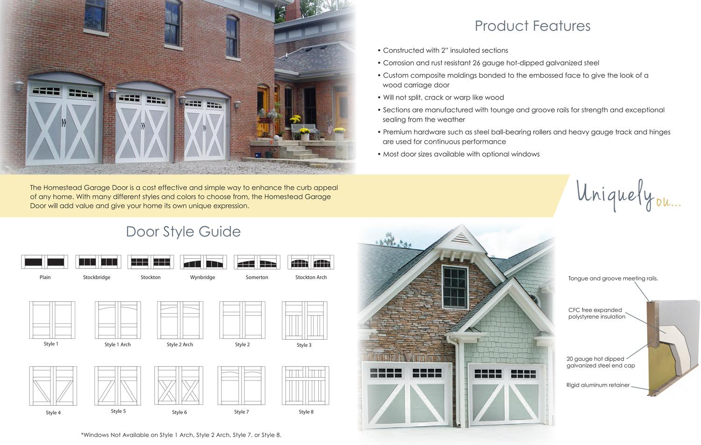 Residential garage doors superior garage door systems for Brownsburg garage doors